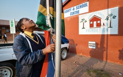 Adopt-a-School helps matrics to achieve exceptional results despite challenges