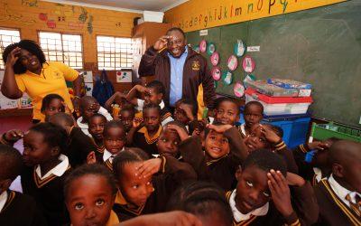 Cyril Ramaphosa Foundation congratulates its founder, Cyril Ramaphosa, on his election as President