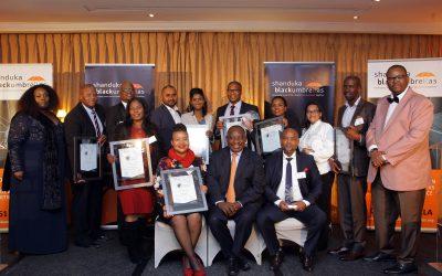 Black Umbrellas honours top SMEs