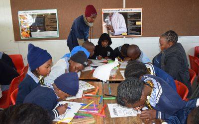 Back to School for Mandela Day 2017