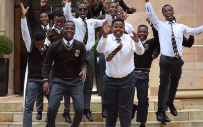Cyril Ramaphosa Education Trust: Tracker Tomorrow's Man Programme
