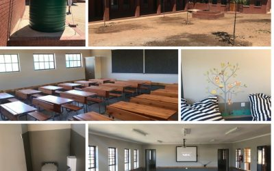 A Story Worth Telling: Adopt-a-School's transformation of Enhlahleni Primary School in Dannhauser