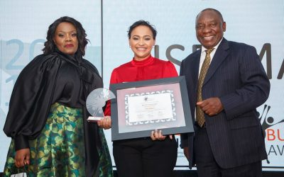 Black Umbrellas Honours SMEs At The 6th Annual National Enterprise Development Awards (NEDA)
