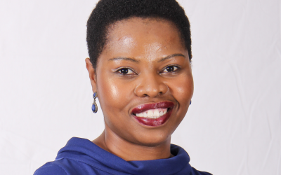 Mmabatho Maboya takes the baton as CEO of Cyril Ramaphosa Foundation