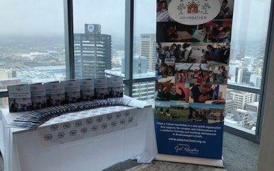 Adopt-a-School Foundation at the South Africa-UK Business Forum