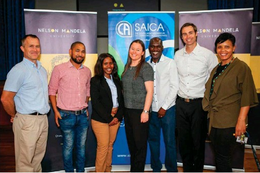 Cyril Ramaphosa Education Trust Alumna Goes Places