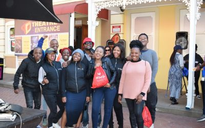 Cyril Ramaphosa Education Trust Hosts Bi-Annual Student Vacation Programme