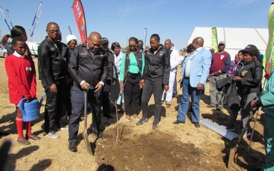 Fezile Dabi and Motheo Districts Commemorate International Nelson Mandela Day