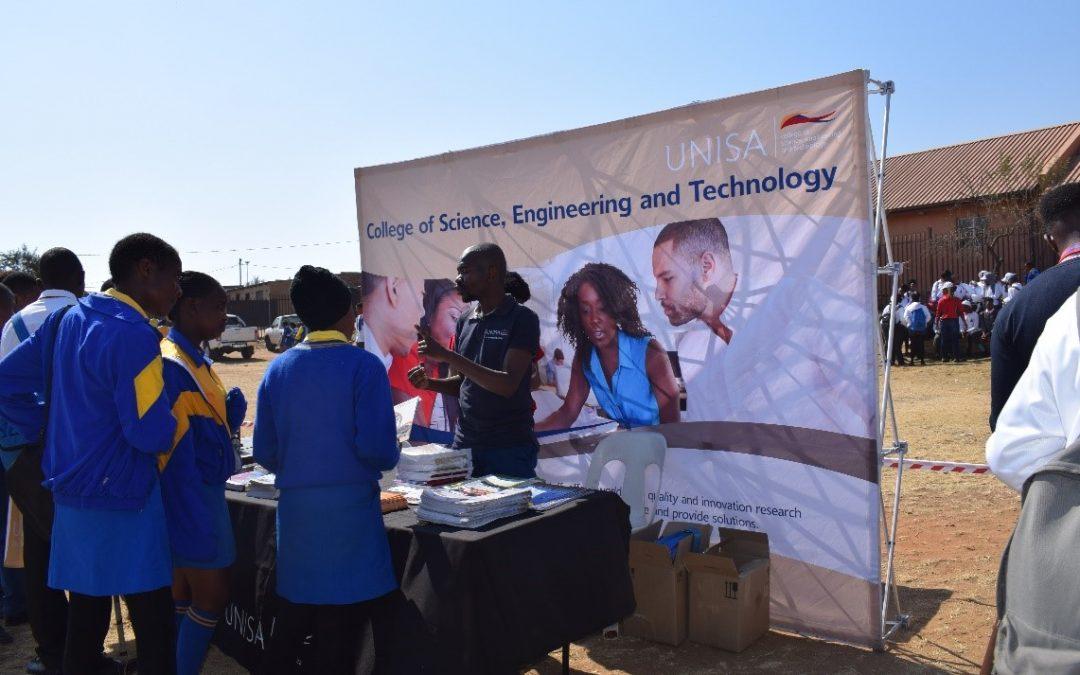 Thari Programme Diepsloot Combined School Career Expo