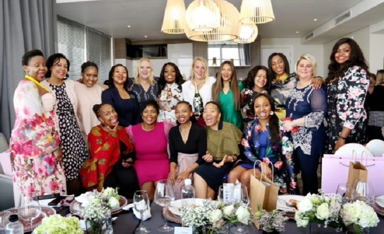 Black Umbrellas hosts 3rd Annual Women's Month Celebration