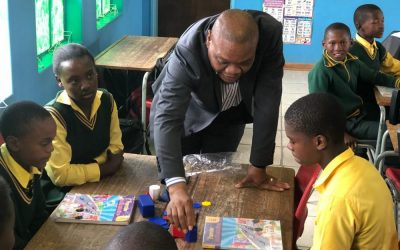 Schools in Fezile Dabi District Receive Infrastructure