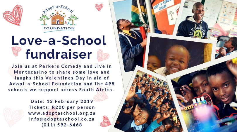 Love-a-School Fundraiser
