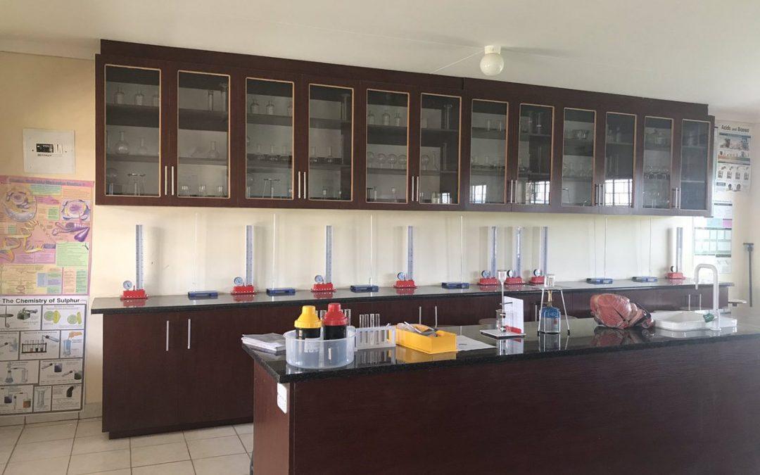 Eight Schools in Motheo receive infrastructure