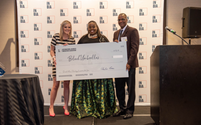 Black Umbrellas wins BIG at this year's InBIA