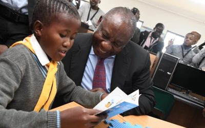 From Mud huts to Smartboards:  President Ramaphosa hands over schools in KwaZulu-Natal