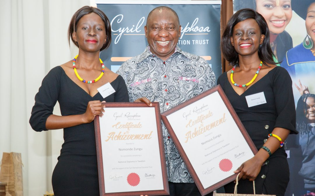 STUDENTS HONOURED AT CRET AWARDS