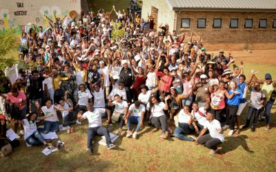 Cyril Ramaphosa Foundation Empowers 300 Youth with solution-based thinking skills