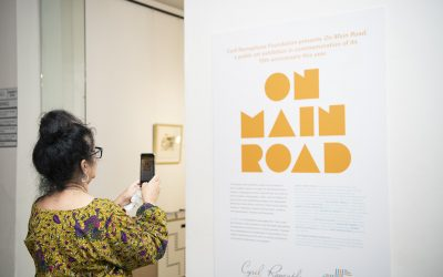 "Cyril Ramaphosa Foundation presents ""On Main Road"" Public Art Exhibition"