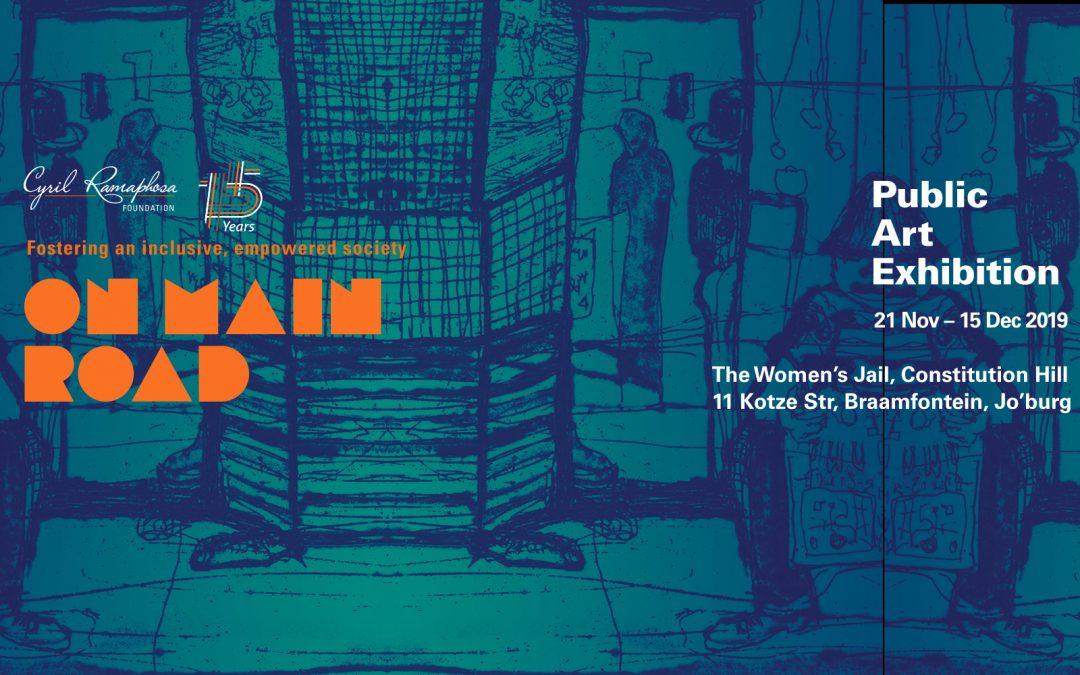 Cyril Ramaphosa Foundation launches three-week art exhibition