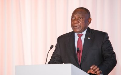 ADDRESS BY PRESIDENT CYRIL RAMAPHOSA ON THE OCCASION OF THE 15TH ANNIVERSARY OF CYRIL RAMAPHOSA FOUNDATION