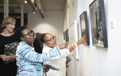 Art exhibition provokes thought on inequality