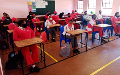 KST infrastructure development programme benefits schools during COVID-19 pandemic