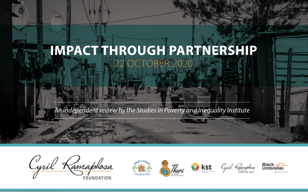 CRF Impact Report Launch