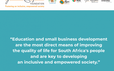 Impact Through Partnership Webinar: Mmabatho Maboya Opening and Welcome Address
