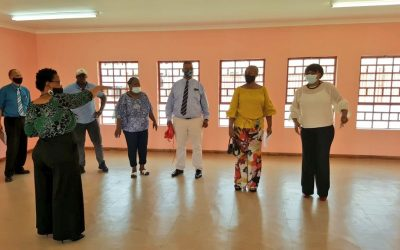 KST's extra classrooms improves school's Covid-19 safety
